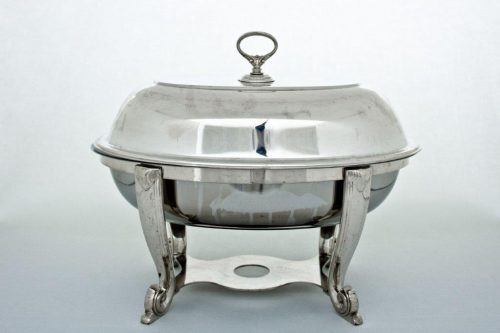 Chafing Dish Argento