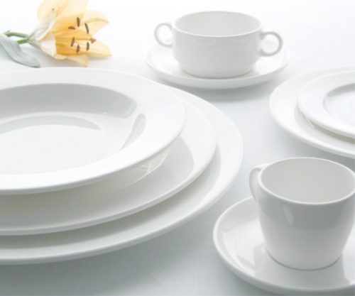 Piatto frutta 21 Royal Bone China Ascot